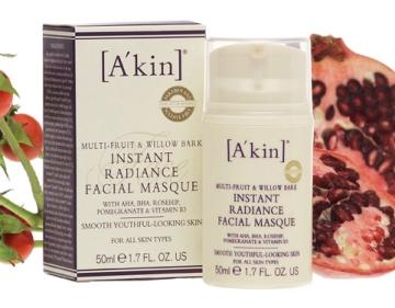 Akin Instant Radiance Masque