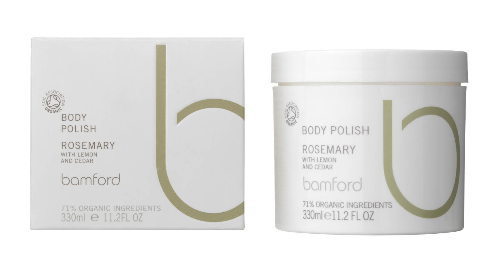 Bamford Bath and Body Rosemary Polish