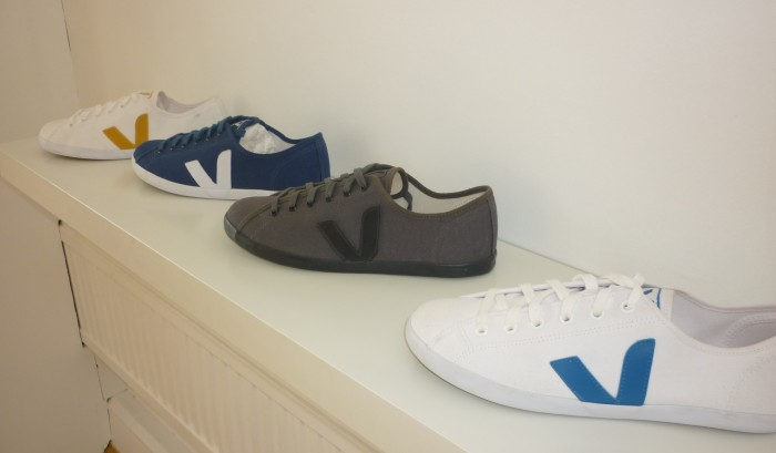 The classic Veja style