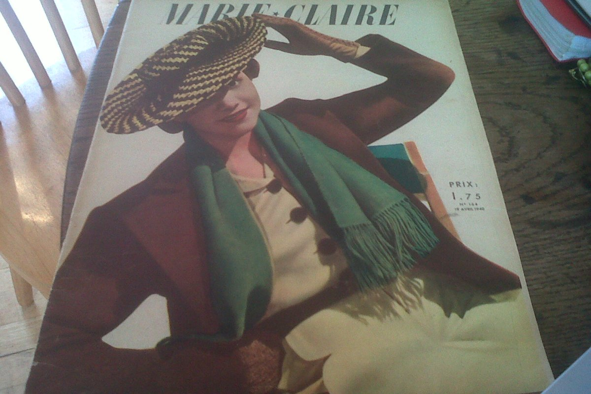 Marie Claire 1940
