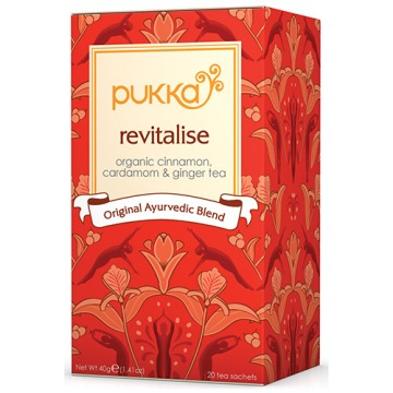 Pukka Herbs Revitalise Tea