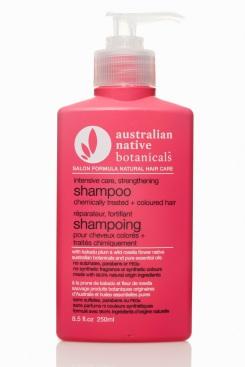 Australian Native Botanicals shampoo