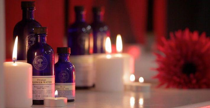 NYR massage aromatherapy course