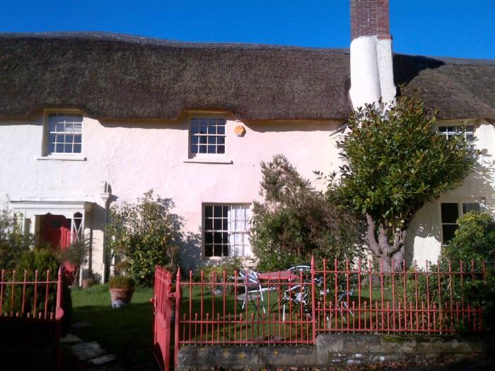 West Lynch cottage Somerset