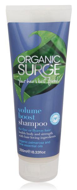 organic surge volume boost shampoo