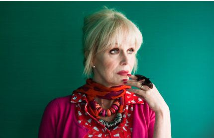 Joanna Lumley The Observer Ethical Awards 2013 Photograph: Harry Borden