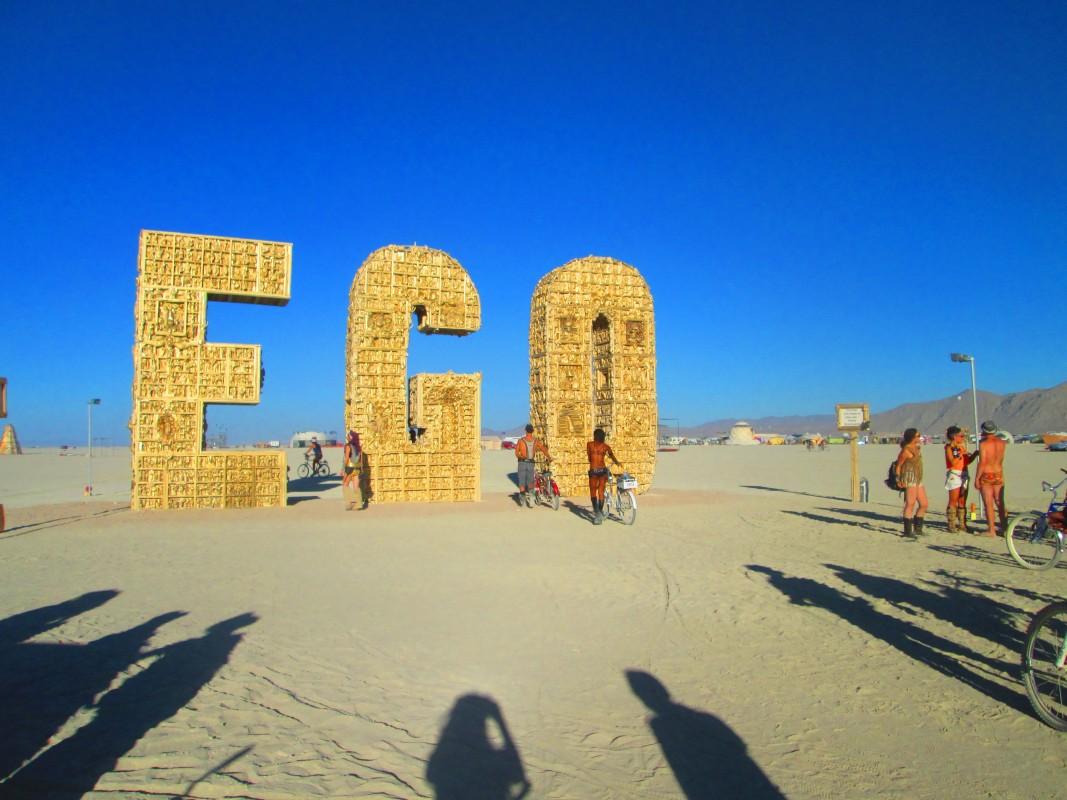 Burning Man Playa 2012 Brightershadeofgreen