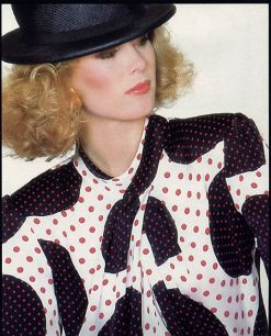 Nancy Donahue circa 1980s