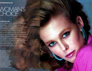 Nancy Donahue mag beautymart