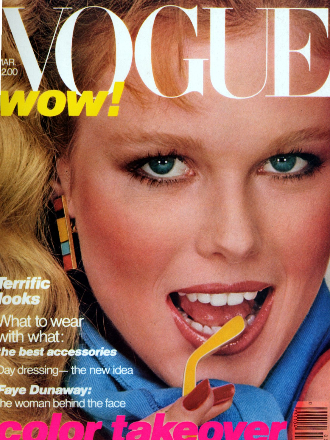 Vogue S Covers Gigi Hadid: Lost In The 80s With Model Nancy Donahue