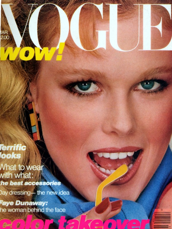 Nancy Donahue Vogue