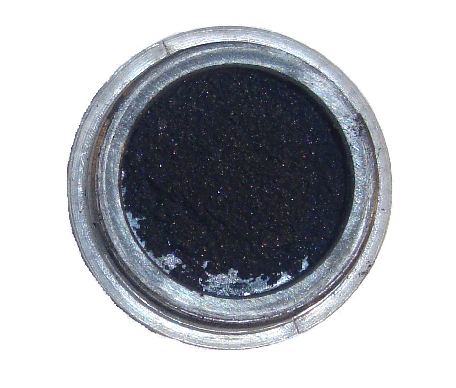 Bohemian Chic Minerals Eyeliner Sambuca on Brightershadeofgreen