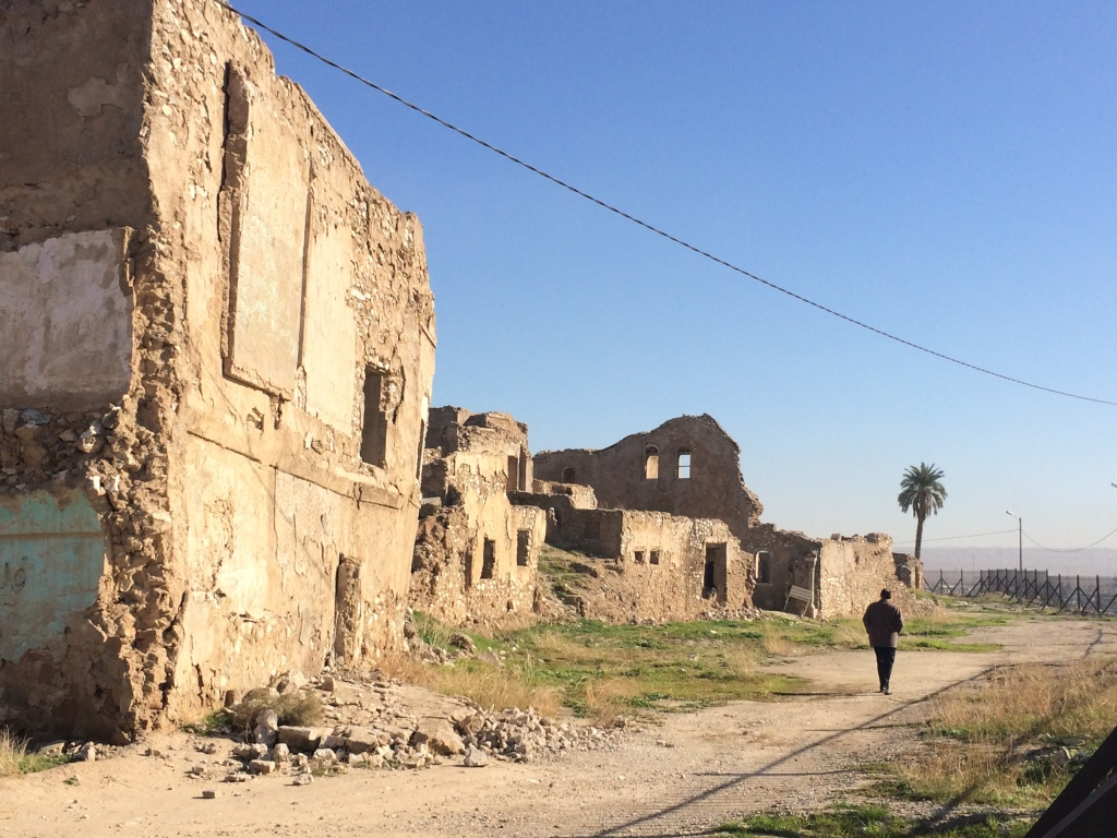 Kirkuk Citadel, Historic site, Iraq