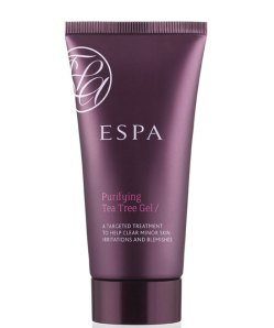 Espa Purifying Tea Tree Gel on a Brighter Shade of Green