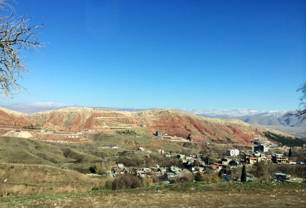 Iraq, Kurdistan, Shaklawa area in the mountains near Erbil