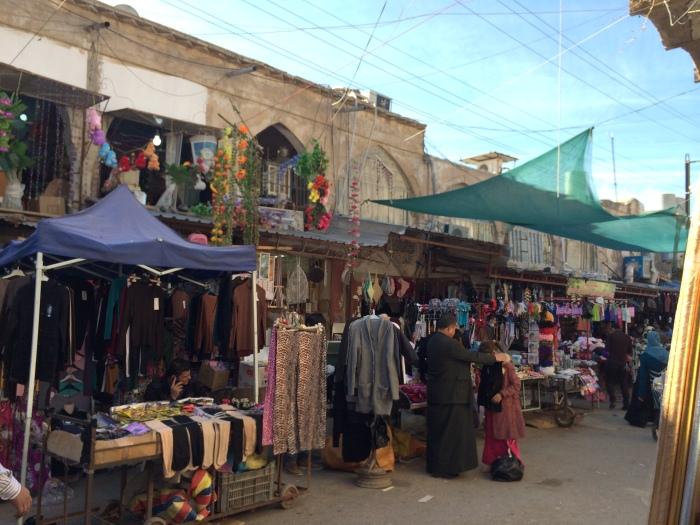 Kirkuk market, Iraq, Kurdistan