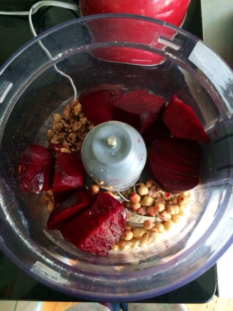 How to make beetroot dip all ingredients ready to blend in the food processor.jpg