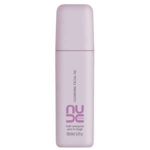 Best Natural Cleansers Nude_Cleansing Facial Oil on Brighter Shade of Green