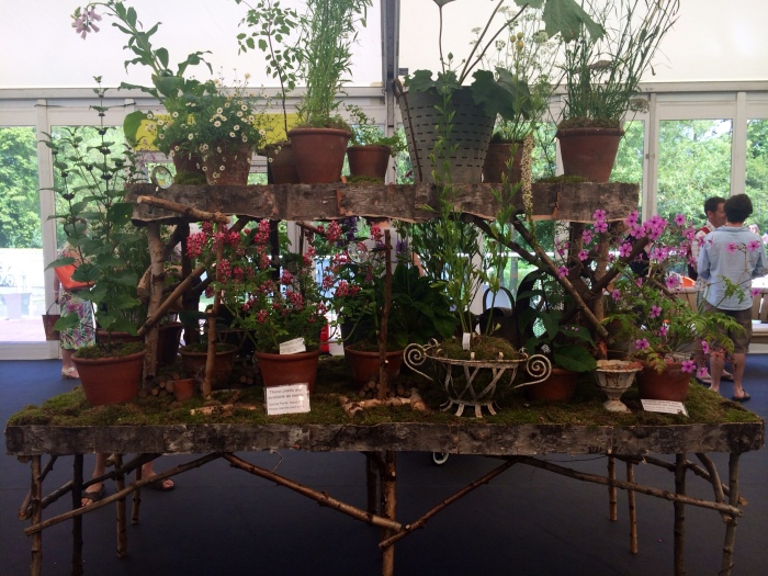 Displays at GROW London