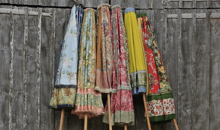Sunbeam-Jackie-Hand-Crafted-Parasols-Grow London-BrighterShadeofGreen