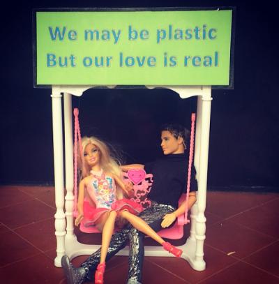 barbie and ken valentines love
