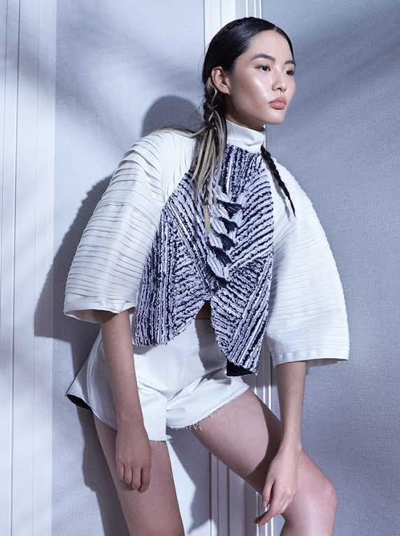 Fashion Made From Recycled Car Parts Brighter Shade Of Green