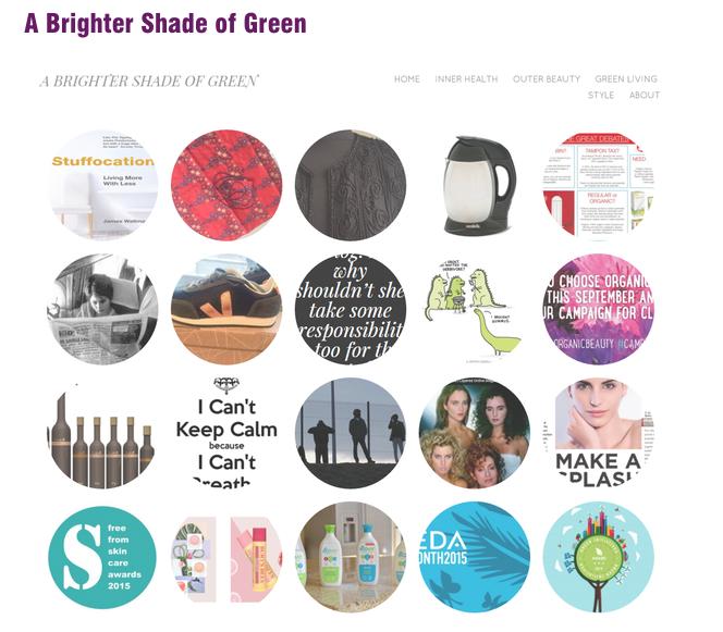 top 5 blog for greener living