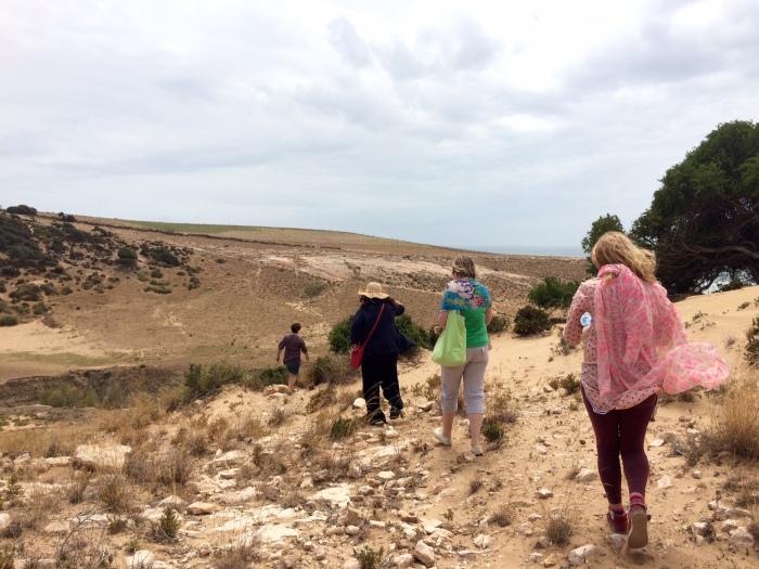 how fairtrade organic argan oil is made in morocco weleda sidi yassin eco walk