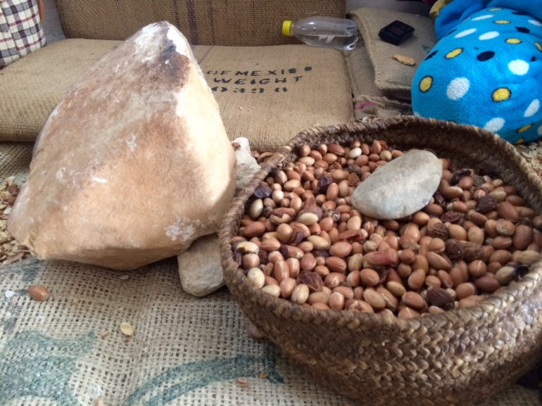 how fairtrade organic argan oil is made in morocco weleda sidi yassin1