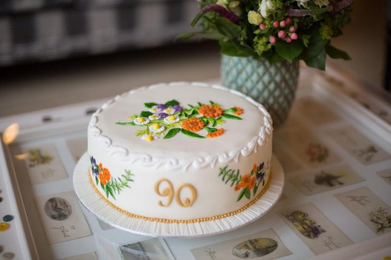 weleda skin food 90 birthday