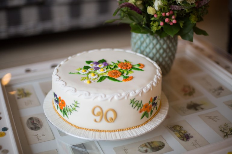 weleda skin food 90 birthday