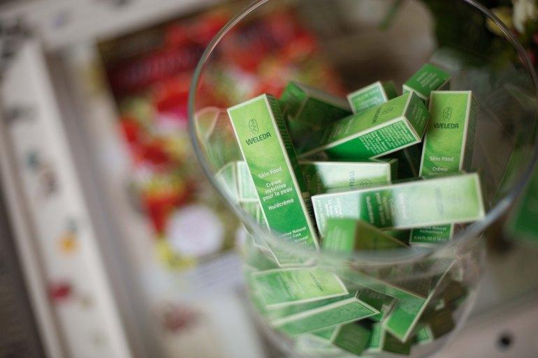 weleda skin food mini 90 birthday