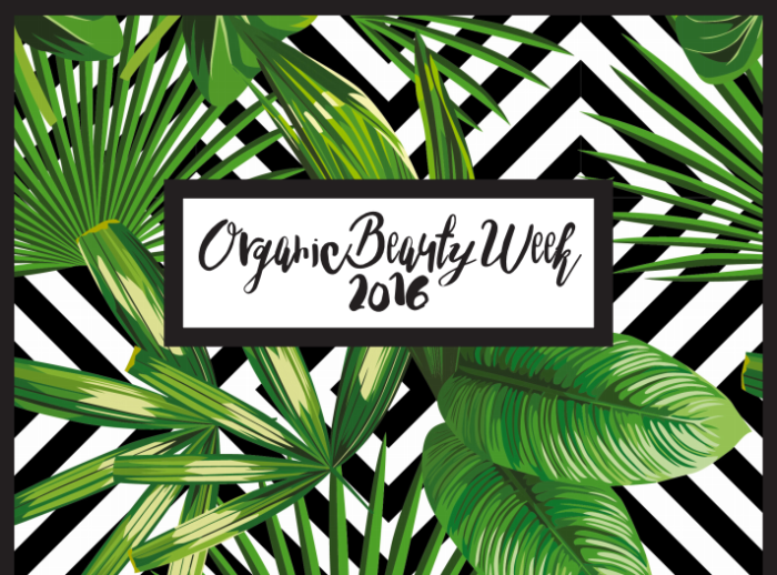 organic beauty week 2016