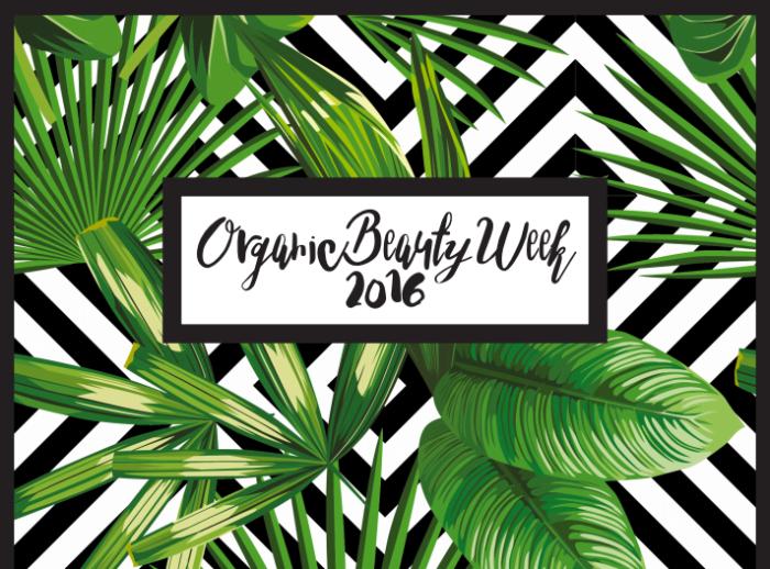 organic beauty week 2016