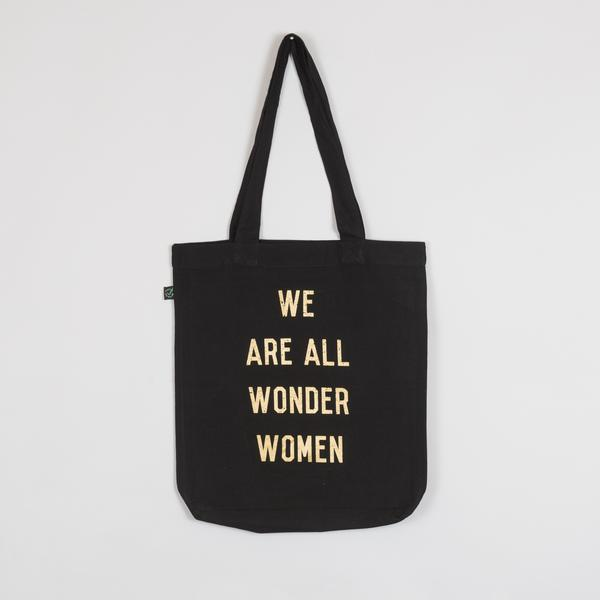 we are wonderwomen bag