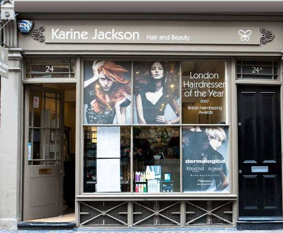 Karine_jackson salon covent garden london