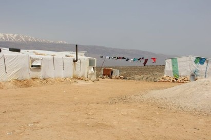 lebanon refugee camps bakaa valley