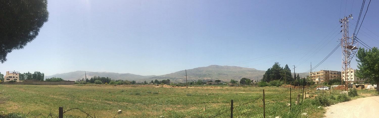 lebanon refugee camps volunteering bekaa valley