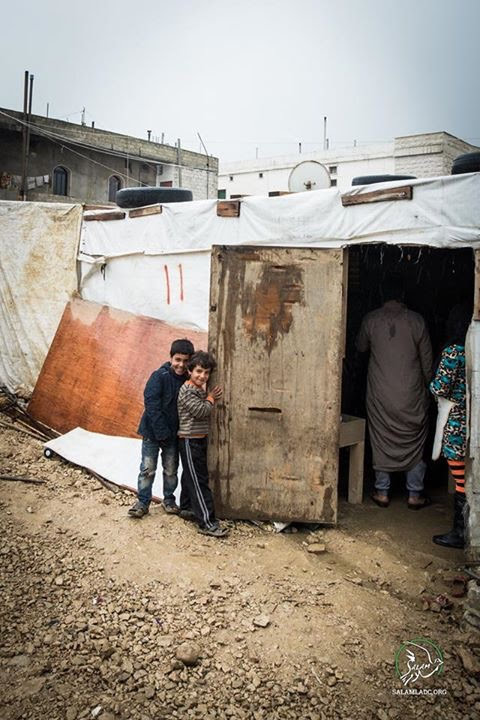 lebanon refugee camps volunteering salam ladc charity