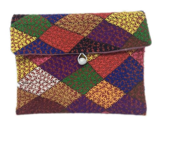 madagascar Make-up bag by by Didiane ethical gifts