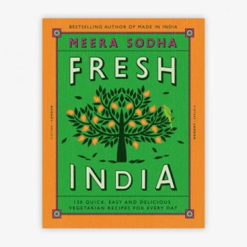 fresh india cookbook best vegetarian
