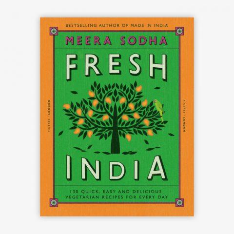 fresh india cookbook best vegetarian