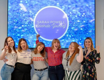 sarah powell international womens day