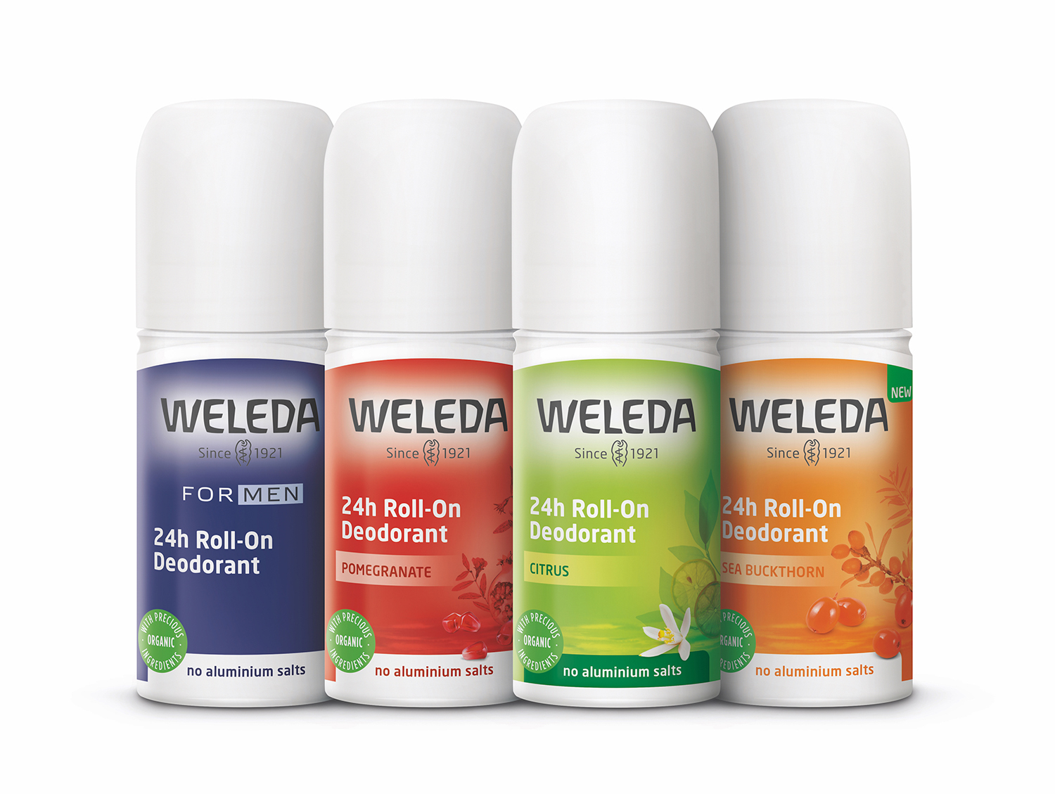 Weleda deo roll on