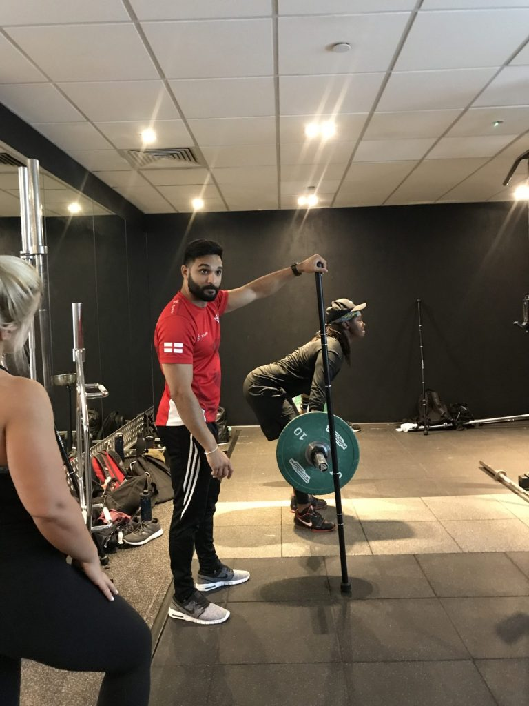 British Weightlifting Level 1 in Coaching review