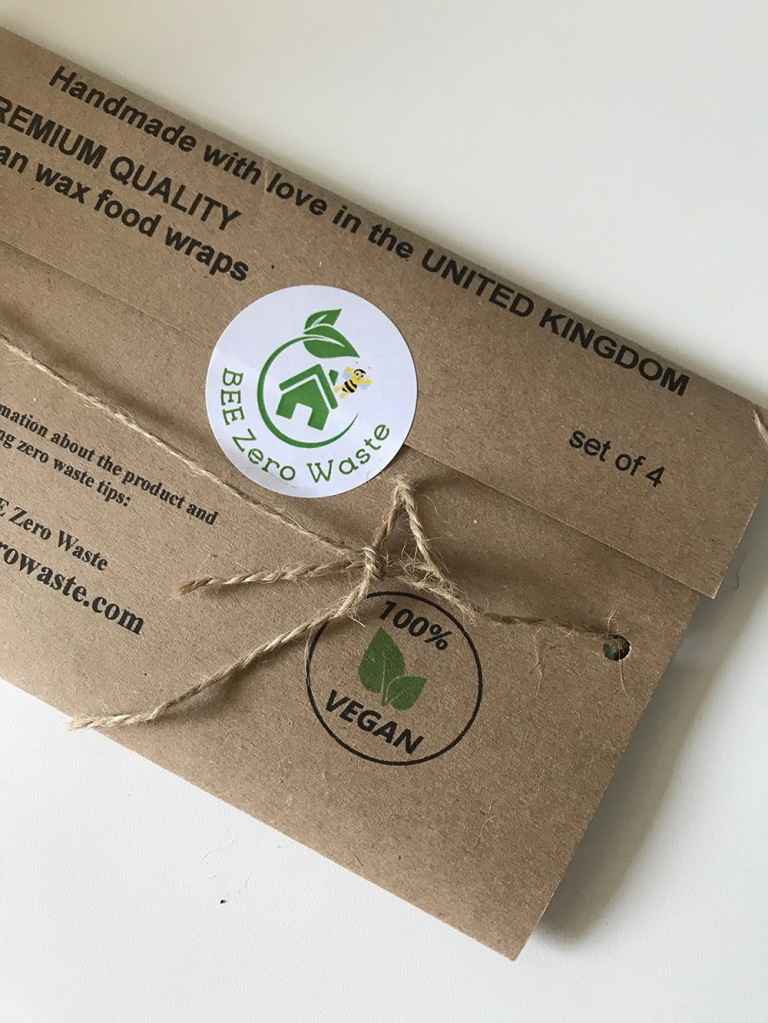 beezero waste eco food wraps