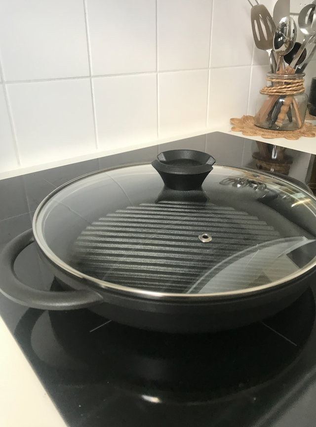 whatever griddle pan review jean patrique