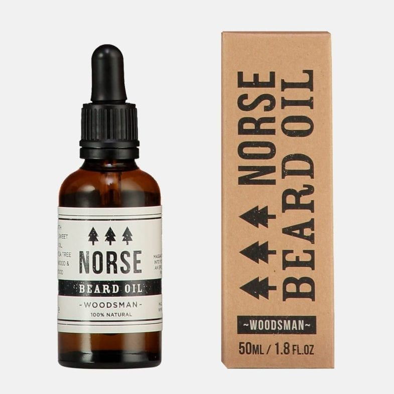 mettalife natural Beard-oil-woodsman-norse